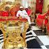 E-Money Shows Off His Golden Sitting Room (Photos)