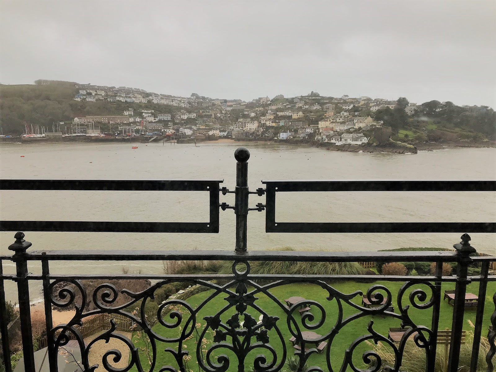 The Fowey Harbour Hotel, Cornwall