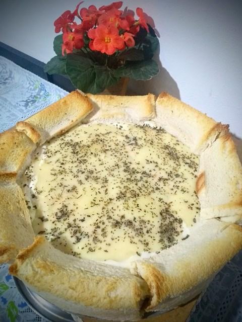 Torta de Pão de Forma foi a mais votada pelo público.