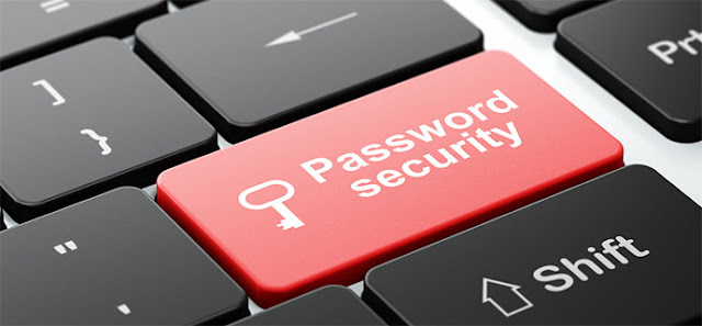 secure facebook password
