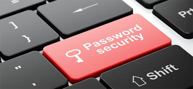 secure facebook password