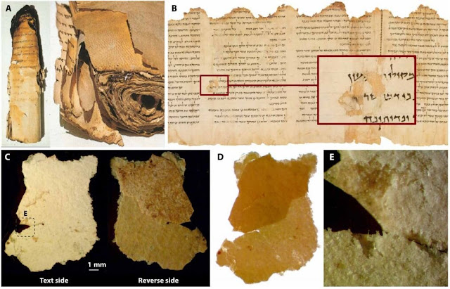Study of Dead Sea Scroll sheds light on a lost ancient parchment-making technology