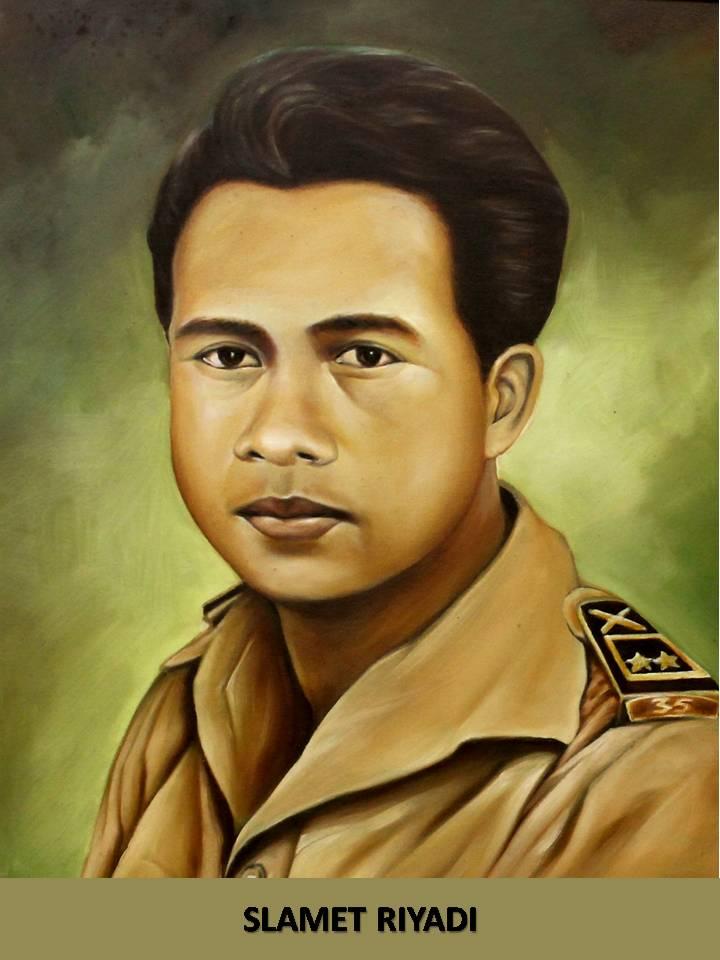 Brigadir Jenderal (Anumerta) TNI Ignatius Slamet Rijadi