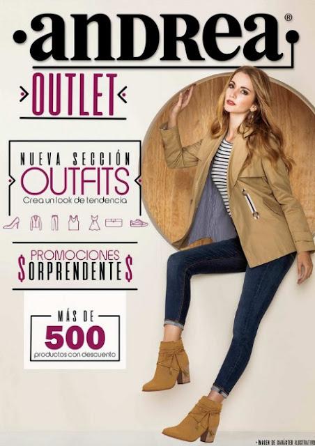 Catalogo Outlet Andrea Noviembre 2018