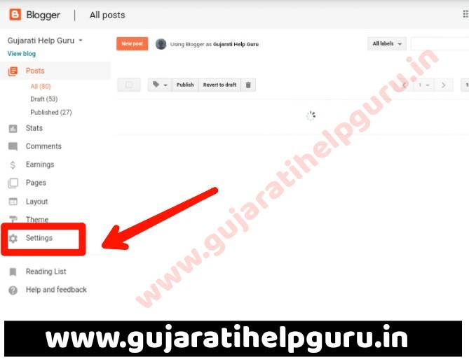 How to Change Blogger Profile in Hindi  Blogger Profile Change Karne Ki Jankari हिंदी में