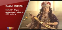 Razia Sultan Episod 34