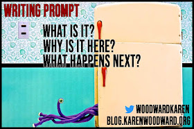 Writing Prompt: Who, What, Where, When, and Why