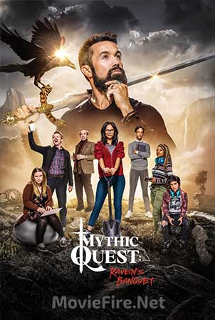 Mythic Quest: Raven's Banquet Season 1 (2020)