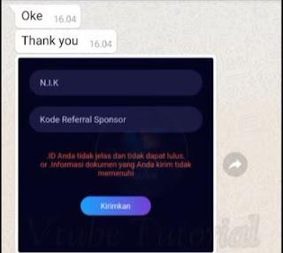 reset kode sponsor vtube