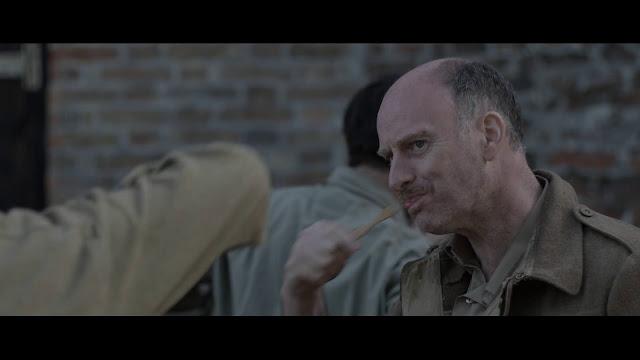 Detrás de la Línea Escape de Dunkirk 1080p latino