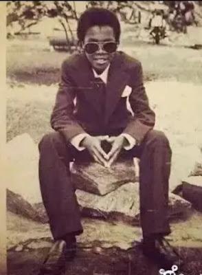 Throwback Photos and Rise Of 'Jagaban' Bola Tinubu