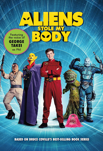 Aliens Stole My Body (Web-DL 720p Español Latino) (2020)