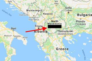 मैसिडोनिया ने अपना नाम बदलकर उत्तरी मैसिडोनिया गणराज्य किया