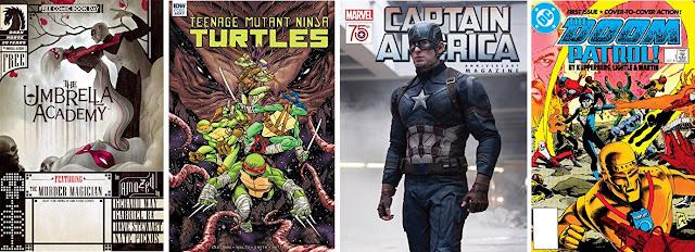 Image: Click for Top 100 Free Superhero Graphic Novels Ebooks