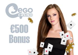 Ego no deposit bonus