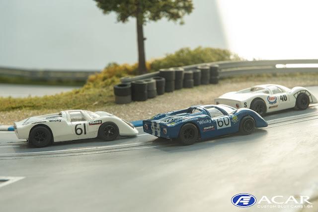 Racing Legends h0 - Porsche at Le Mans 1970