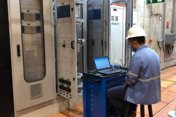 Equipes de Itaipu e Furnas modernizam o Sistema Especial de Proteção de 765 kV