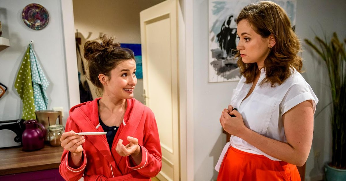 Tempesta D'Amore: Puntata n. 2547 - Clara scopre che Desirée è incinta! [Germania, 7 ottobre 2016]