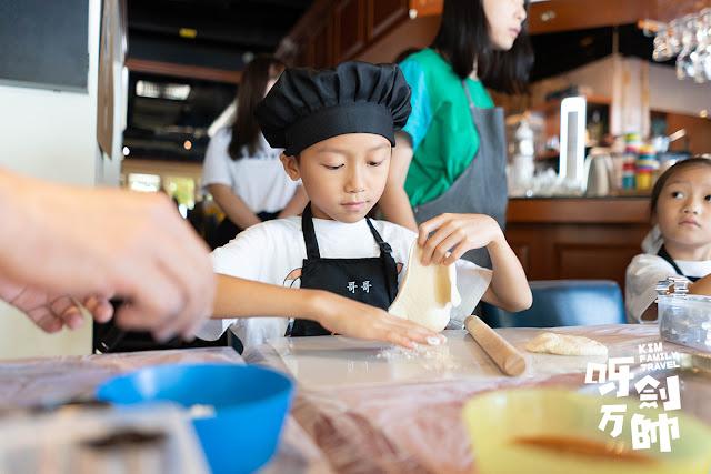暑期活動2019-親子餐廳-caferoma-馬灣