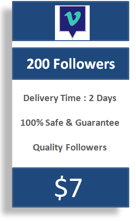 200 Vimeo Followers
