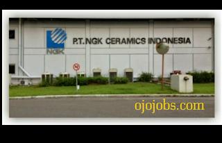 Lowongan Kerja Cikarang PT. NGK Ceramics Indonesia
