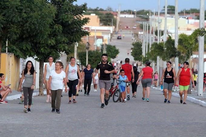 Prefeitura Municipal de Soledade passa a interditar Avenida para práticas esportivas