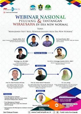 Webinar UIN Syarif Hidayatullah Jakarta