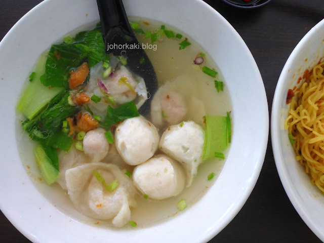 Singapore-Best-Fishball Khin-欽記魚圆