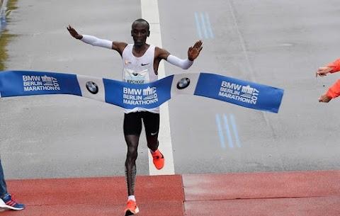 Atlétika: megdőlt a maratoni világrekord
