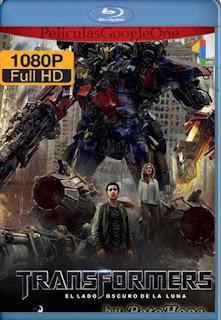 Transformers 3: El Lado Oscuro de la Luna[2011] [1080p BRrip] [Latino-Inglés] [GoogleDrive]