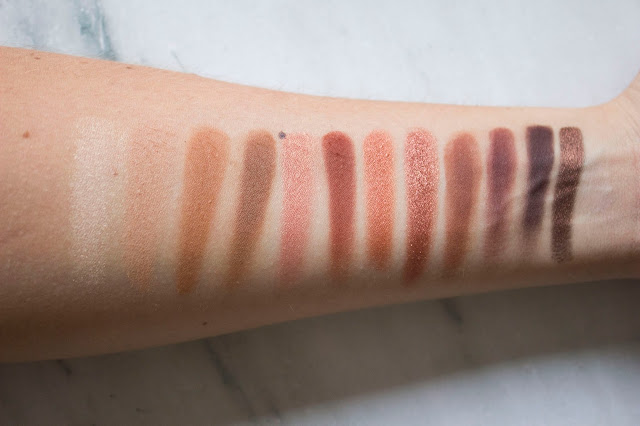 Revue Naked Heat Urban Decay