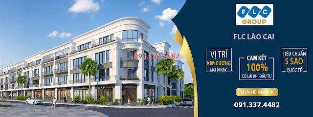 Dự án FLC Olympia Lào Cai mở bán đất nền liền kề shophouse - Khu đô thị thể thao đáng sống