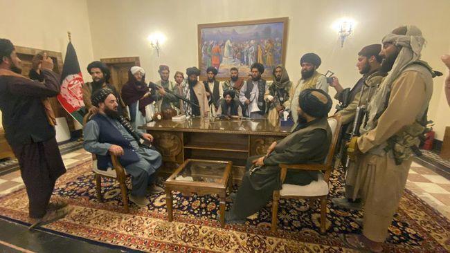 Jusuf Kalla Ungkap Alasan Kelompok Taliban Begitu Mudah Kuasai Seluruh Negara Afghanistan