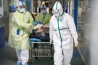 पुलिस कस्टडी से भागने के दौरान अस्पताल की बिल्डिंग से कूदा कोरोना पॉजिटिव बंदी, मौत