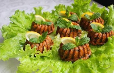 etsiz çiğ köfte, köfte, çiğ köfte, marul, yeşillik, yemek tarifleri, pratik yemekler, ev yemekleri