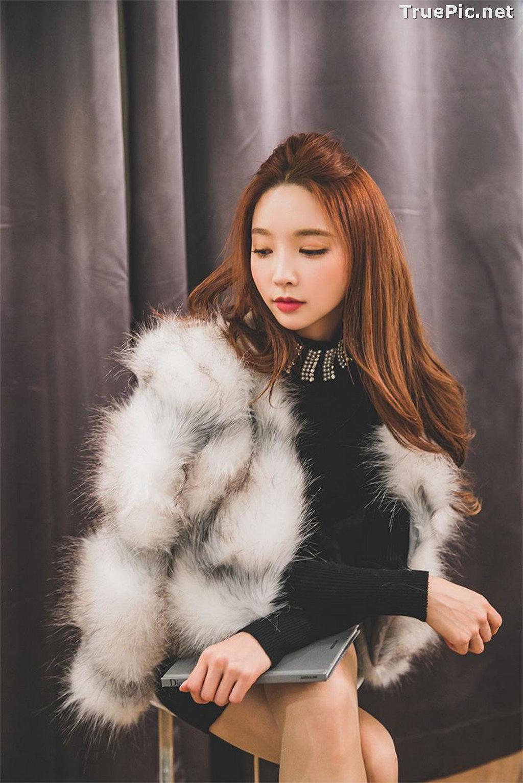 Image Korean Beautiful Model – Park Soo Yeon – Fashion Photography #12 - TruePic.net - Picture-54