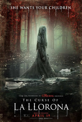 The Curse of La Llorona (BRRip 720p Dual Latino / Ingles) (2019)