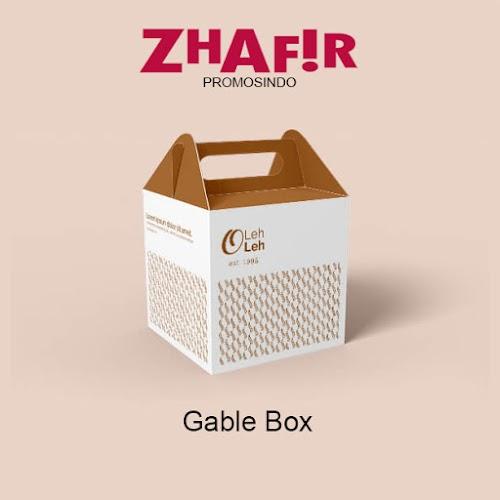 Cetak Kemasan Gable Box