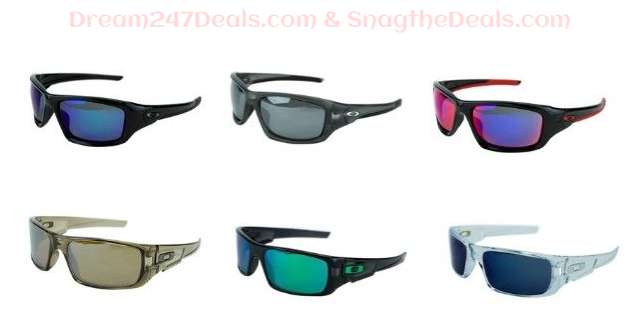 Oakley Sunglasses 55% Off!