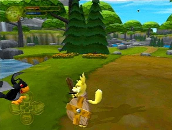 Download game Neopets - The Darkest Faerie ps2 iso for pc - Game Tegal