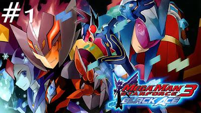 Mega Man Star Force Tribe