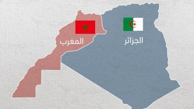 الجزائر تعترف بمغربية الصحراء وتنشر خريطته كاملة + الصورة