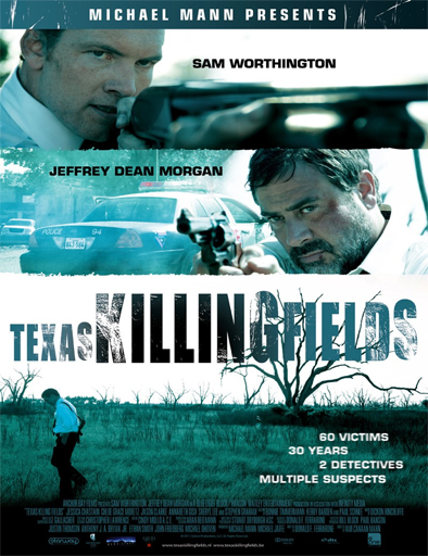 Ver Tierra de asesinatos (Texas Killing Fields) (2011) Online