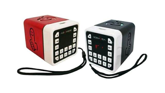Speaker Aktif Portable Advance R1