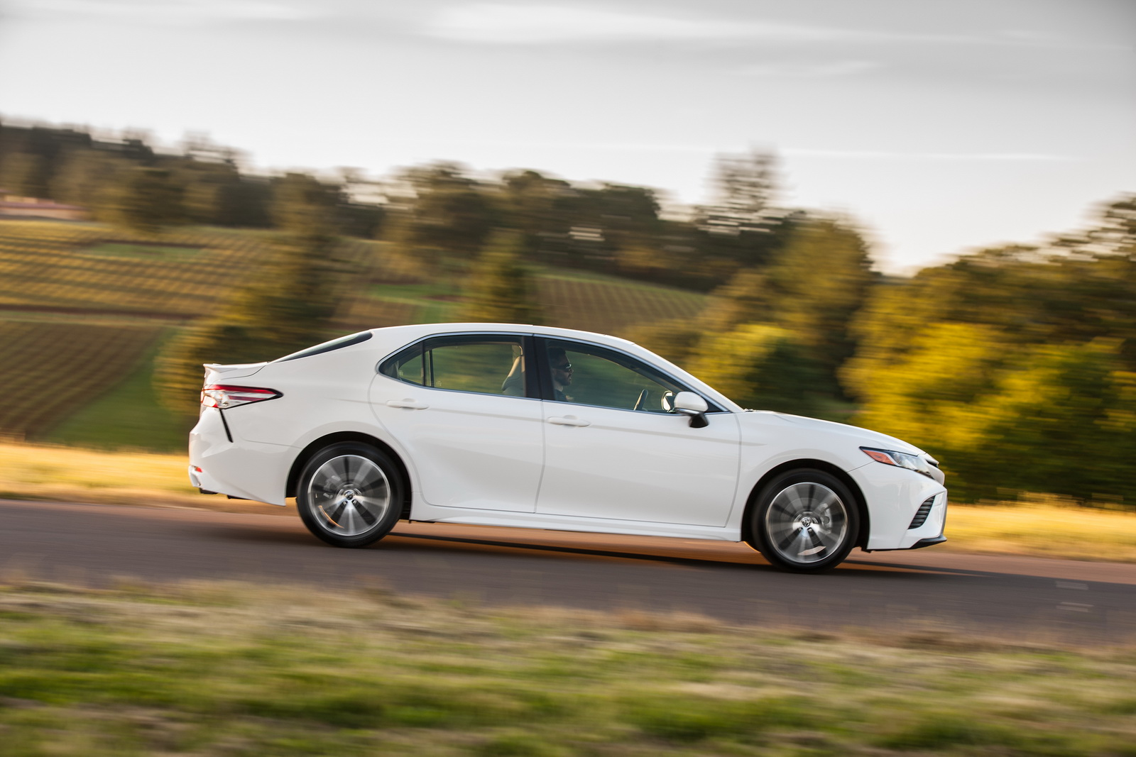 all new 2018 camry release date is the wheel drive toyota detailed ahead of summer launch 56 pics