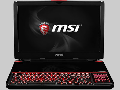 Laptop Gaming MSI GT80