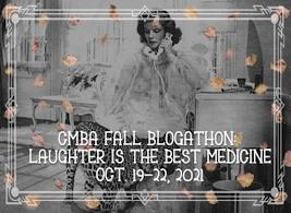 The CBMA Laughter is the Best Medicine Classics Blogathon