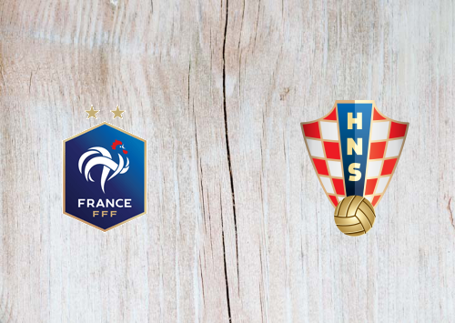 France vs Croatia -Highlights 08 September 2020