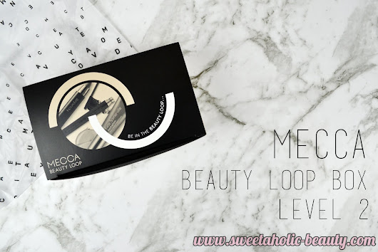 Mecca Beauty Loop Box Level 2 - May 2017