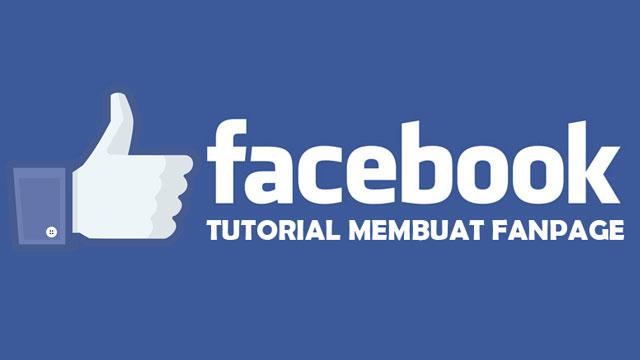 Tutorial membuat Facebook page